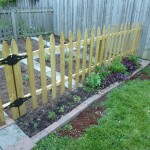 We also put in some non-edible landscaping for a finished look