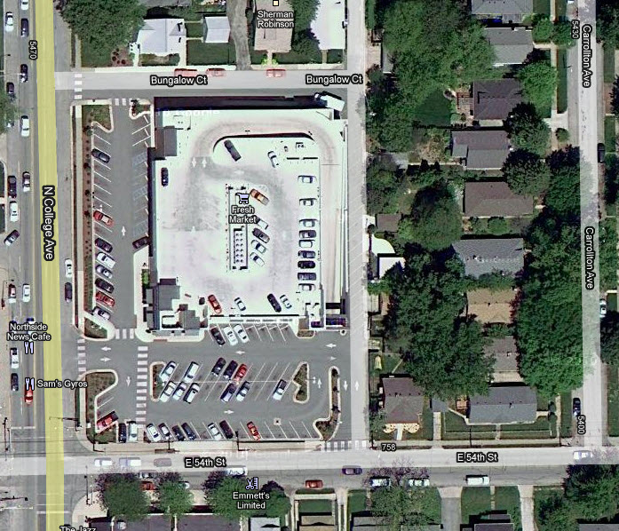 Fresh Market (via google maps)