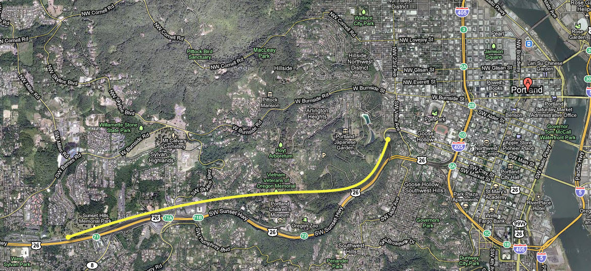 Debunking the myth of expensive tunneling for Light Rail at ... on