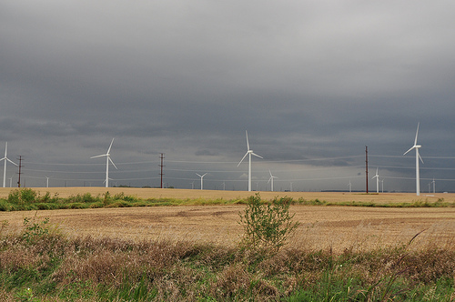 Meadow Lake Wind Farm