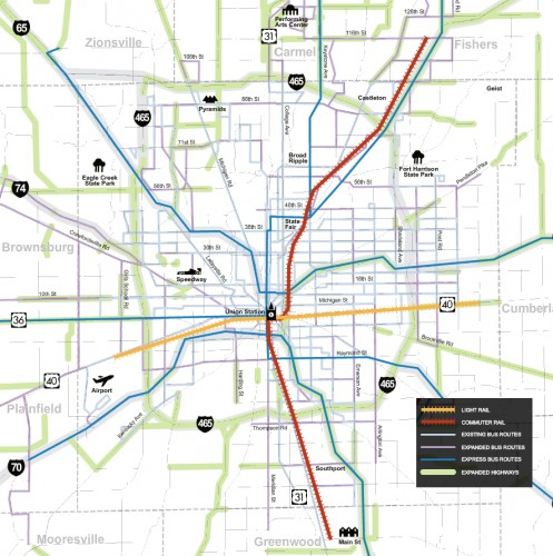 Indyconnect Initial Plan (February 2010)