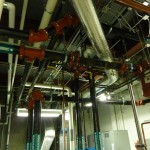 Another shot of the special plumbing