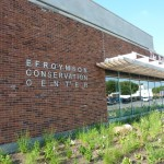 The center serves as the main office and gathering space for conservation efforts in Indiana