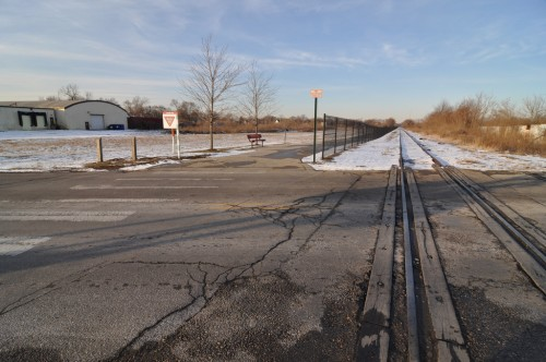 25th & The Monon, today (image source: me)