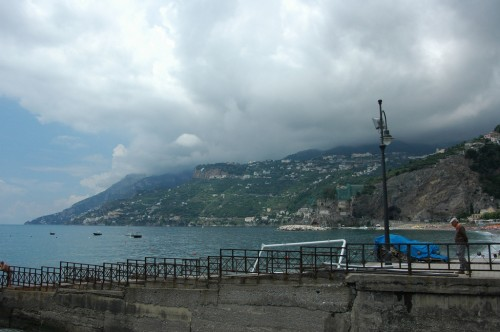 Maiori, along the Amalfi Coat (image source: me)