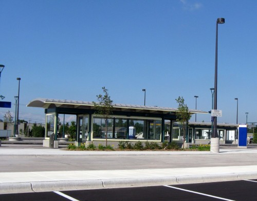 Anoka Station (image credit: Ben Houle)
