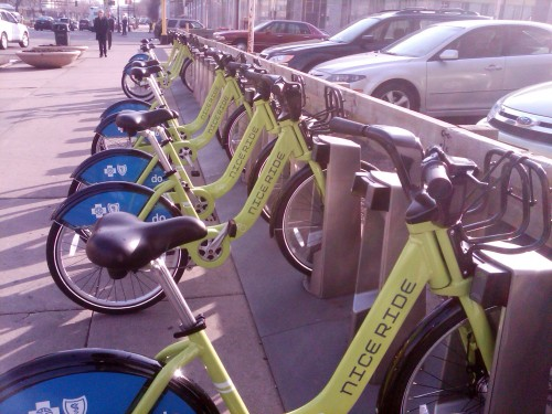 Bike Share (image credit: Ben Houle)