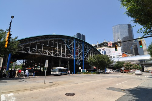 DT Transit Center (image credit: Curt Ailes)