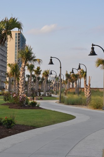 Myrtle Beach Boardwalk Extension (image credit: Curt Ailes)