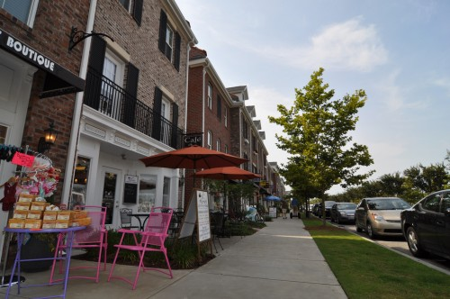 Myrtle Beach Market Commons Live/Work (image credit: Curt Ailes)