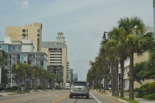 Myrtle Beach, the old, auto-oriented vision (imade credit: Curt Ailes)