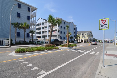 Myrtle Beach, the new walkable vision (imade credit: Curt Ailes)