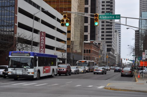 Ohio Street downtown (image credit: Curt Ailes)