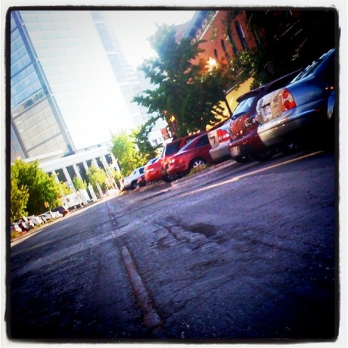 Streetcar Tracks on Mass Ave (image credit: Curt Ailes)
