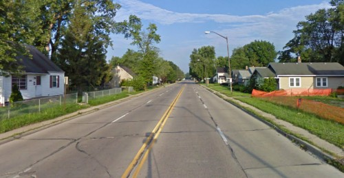 46th St Before (image credit: Google Streetview)