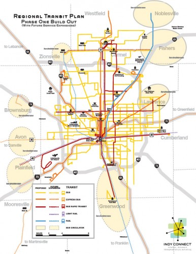 Final Central Indiana Regional Transit Proposal (image credit: CITTF)
