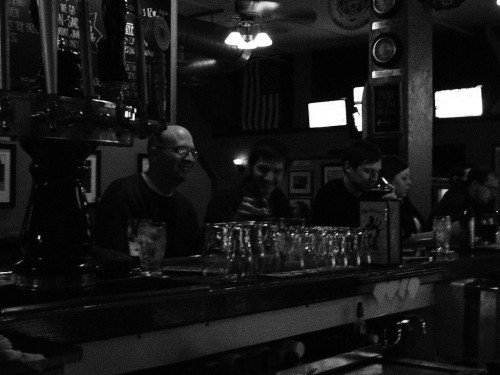 Good beers and friendly bartenders at MacNiven's
