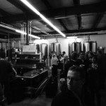 The Grand Opening of Fountain Square Brewery was well attended