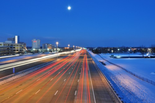 465 on Indy's north side (image credit: Curt Ailes)