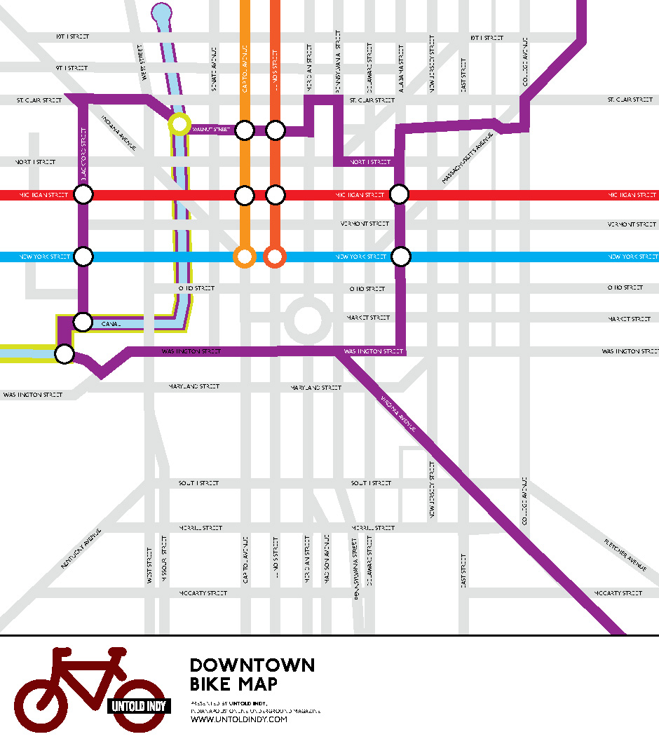 Untold Indy's Bike Map | Urban Indy on indianapolis in map, greenwood indianapolis map, washington square mall indianapolis map, indianapolis zip code map, indianapolis street map, new orleans central business district map, holiday park indianapolis map, ball state university parking map, restaurants indianapolis map, jw marriott indianapolis map, central indianapolis map, north indianapolis map, white river state park map, indianapolis township map, indianapolis cultural districts map, midtown indianapolis map, mass ave indianapolis map, va hospital indianapolis map, indianapolis state map, indiana map,