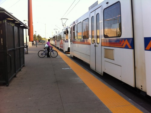 Train at the Platform (image credit: Kris Davidson)