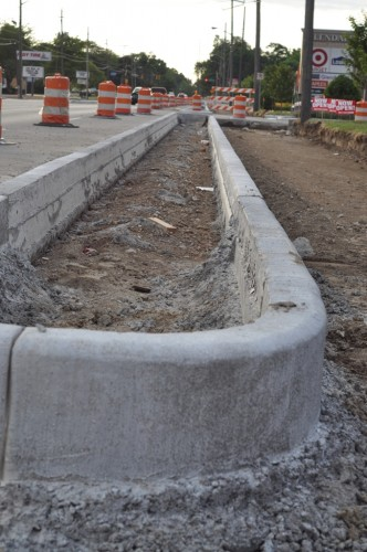 62nd St Trail Progress (image credit: Curt Ailes)