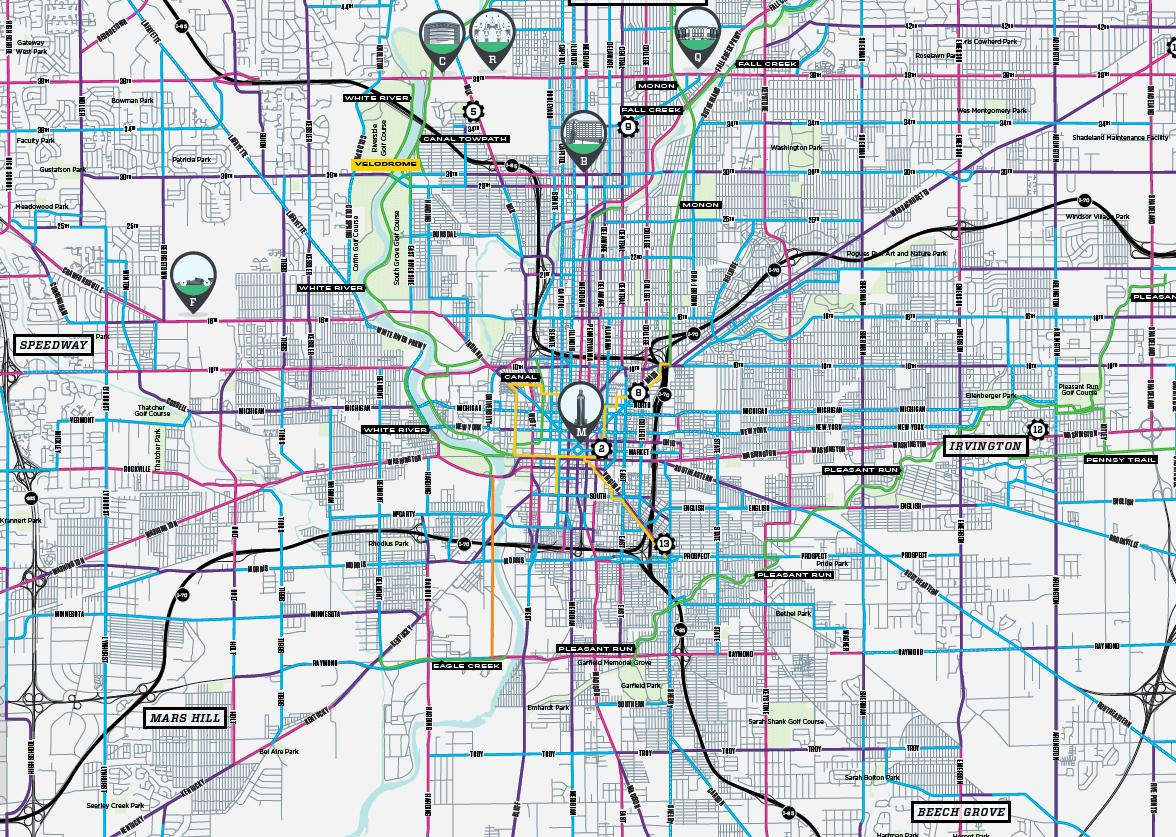 Indy Ride Guide | Urban Indy Map Indy on abbey map, dragon map, mac map, india map, dixie map, lincoln map, icon map, indianapolis map, sebring map, leon map, war map, parker map, iris map, dover map, dayton map, ruby map, international map, ice map, ford map, indiana map,