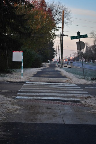 62nd Street Trail (image credit: Curt Ailes)