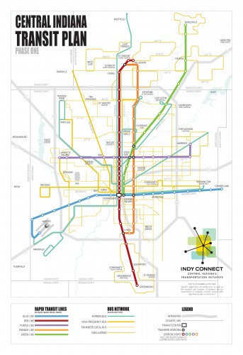 Indy Connect map Jan 2013