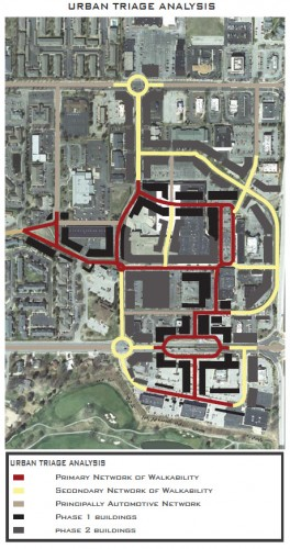 Merchant Square Walkability Network