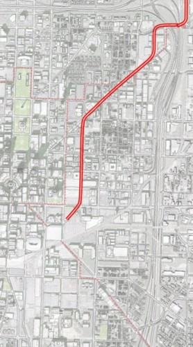 Green Line - Mass Ave Option 2