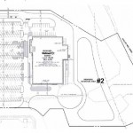Wal-Mart site plan