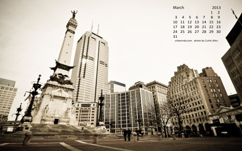 March 2013 Wallpaper (image credit: Curt Ailes)