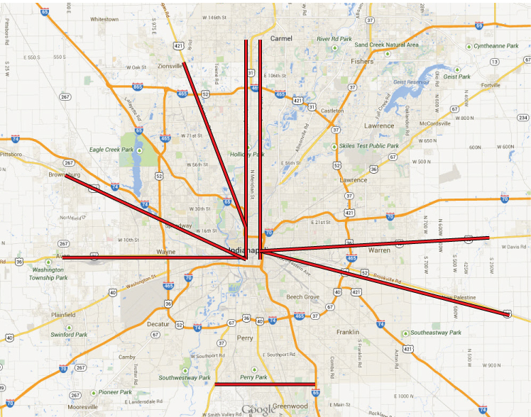 A Comprehensive Transportation Proposal for Central Indiana | Urban Indy