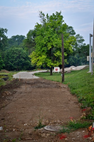 Fall Creek Trail Extension (image credit: Curt Ailes)