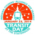 Getting the Ball Rolling – Transit Day at the Statehouse!