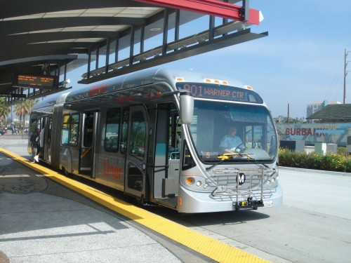 photo credit: LA Orange Line; wikipedia.org