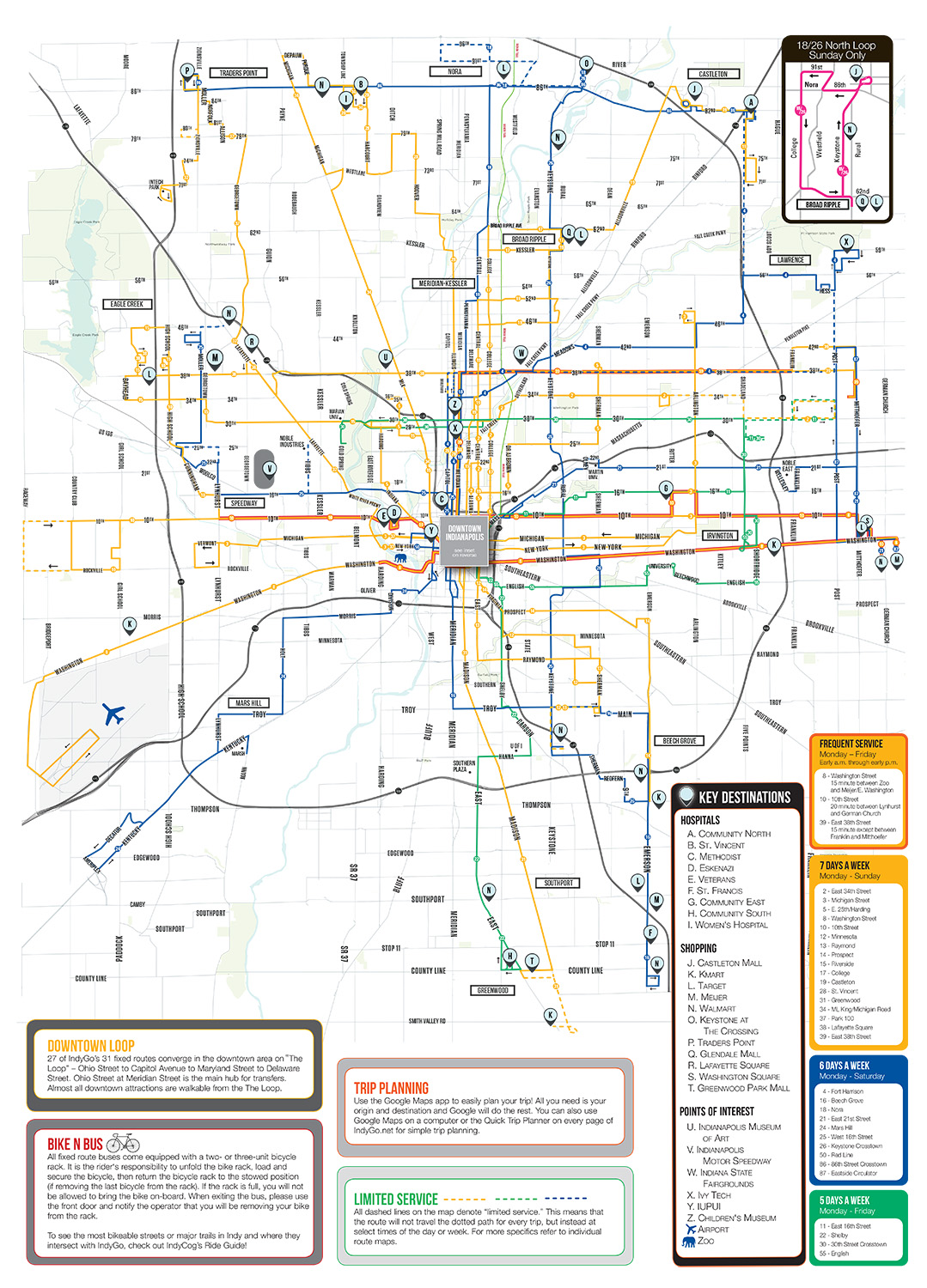 Indygo Seeks Your Input On Moving Forward Urban Indy