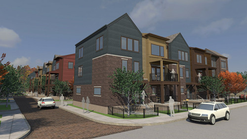 Low Res Townhome Rendering