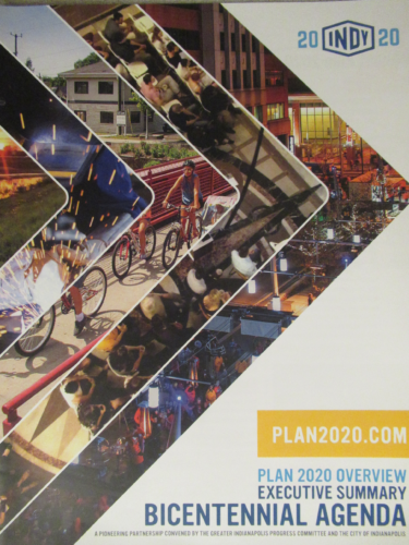 Front of Plan 2020 Overview