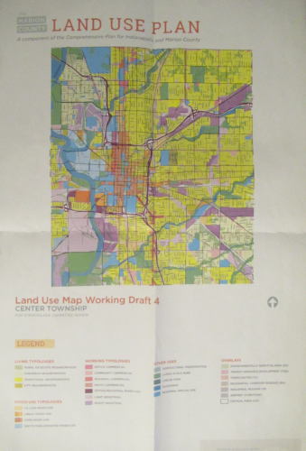 Land Use Map Working Draft 4