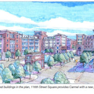 Carmel plans Redevelopment of Merchant's Square