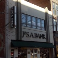 Friday Fun: The new Jos. A Bank downtown