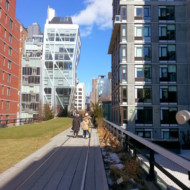 NYC: Bike Share and High Line