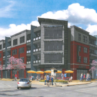 Mixed Use Project Coming to 22nd and Delaware