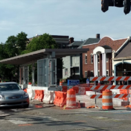 Red Line Construction: 6/4/2019