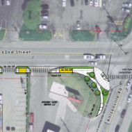 Multi-use Path coming to E. 62nd Street