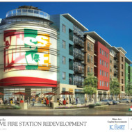Mass Ave Fire Station Redevelopment Reaction