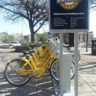 Bikeshare Launch!