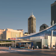 Ground Breaking Possibilities: Indy's New Downtown Transit Center
